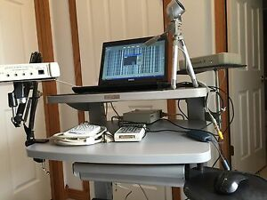 Cadwell Easy 2 Eeg sleep Polysomnography Machine Laptop Only
