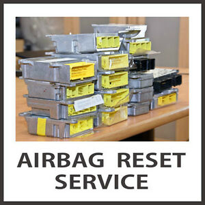 Repair Service Airbag Computer Srs Control Module Reset All Vw Beetle Cc