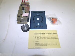 Lot Of 12 New Kb Electronic Variable Speed Motor Control Model Kbwc 25k