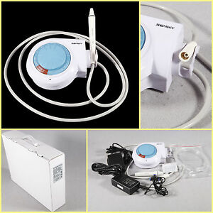 Dental Ultrasonic Piezo Scaler 5 Tips Fit Ems Woodpecker Handpiece E2 Us Seller