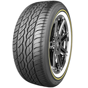 2 285 45r22 Vogue Tyre White Gold 285 45 22 Tire Tires Tyres New