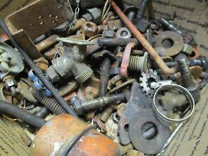 Allis Chalmers B C Tractor Bolt Lot