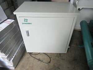 Dynamic Dental Dry Vacuum Suction Unit For 2 Chairs 220v used Pick Up Only