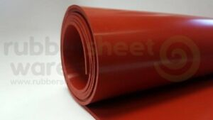Silicone Rubber Sheet High Temp 1 8 Thick X 12 Wide X 36 Long Free Shipping