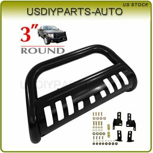 Fit 1994 2001 Dodge Ram 1500 Black Bull Bar Brush Push Grill Front Bumper