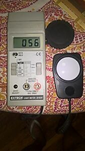 Extech Digital Lux Light Meter 401025