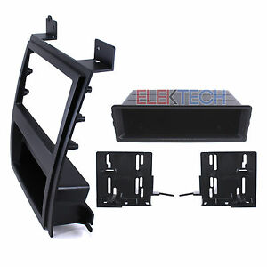 Double Din Radio Replacement Dash Mount Installation Kit For Cadillac Escalade