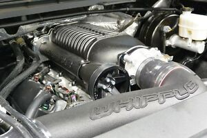 Whipple Wk 1200b 2014 Chevrolet gmc cadillac Truck 5 3l Supercharger Kit
