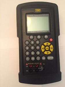 Martel Ptc 8010 Rtd And Thermocouple Multifunction Temperature Calibrator 2