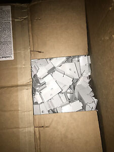 1 Box Of 1 000 Amsi Supply Utility Snaplock Clips Roof Panels 100 snbr 24 g New