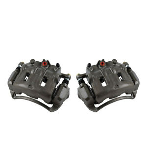 Front Oe Brake Calipers For 2007 2008 2009 Chevy Equinox Pontiac Torrent Xl 7