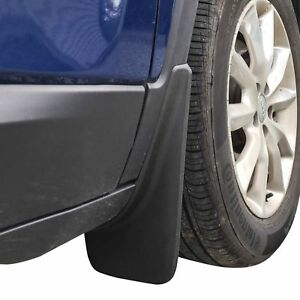 Fits Jeep Cherokee Mud Flaps 14 17 Guards Splash Shield Molded 2 Piece L R Front