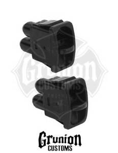 Air Bag Air Ride Suspension Paddle Valve Switch Ptc 1 4 Fittings Pair 2