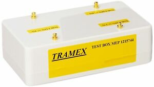 Brand New Tramex Calboxmep Calibration Check Box For Moisture Encounter Plus