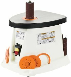 Brand New Shop Fox W1831 1 2 Hp Single Phase Oscillating Spindle Sander