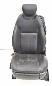 07 09 Mercedes W216 Cl550 Left Driver Side Seat Assembly Oem Black