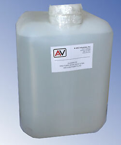 Vacuum Pump Oil 5 Gallons Welch Edwards Leybold Alcatel Varian