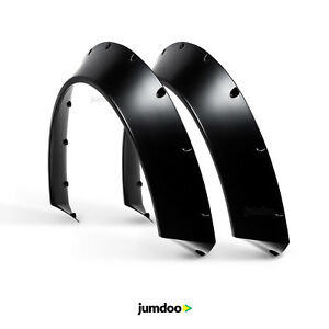 Universal Jdm Fender Flares Concave Over Wide Body Wheel Arches Abs 3 5 2pcs