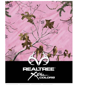 12 Realtree Apc Camo Accent Kit 2 Pack 12 X 14 Strips Pink Camo Wraps