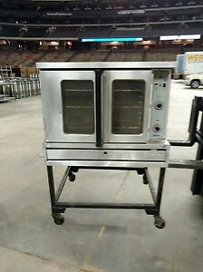 Garland Sunfire Ico e 10 m Single Deck Electric Convection Oven W Stand 2003