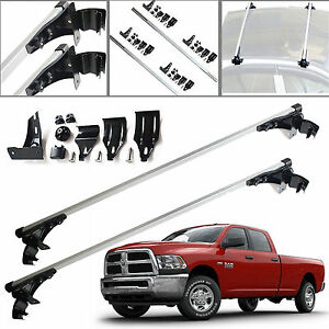 For Dodge Ram 1500 25 3500 48 car Luggage Cross Bar Roof Rack Carrier Skidproof