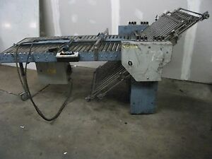 Mbo Folder Brochure Folding Machine For Parts