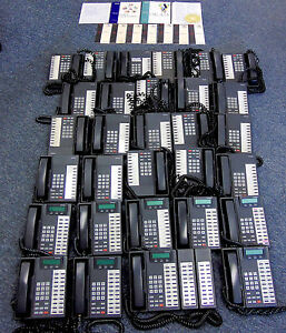 Toshiba Strata Dk 424i Telephone System Used Working Complete 24 Units