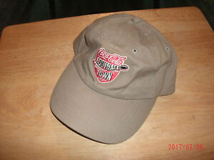 Coca Cola Football Town Hat Cap NWOT Free Shipping!