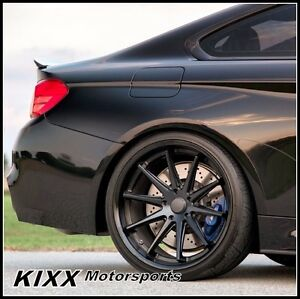20 Rohana Rc10 20x9 10 Black Concave Wheels For Lexus Isf