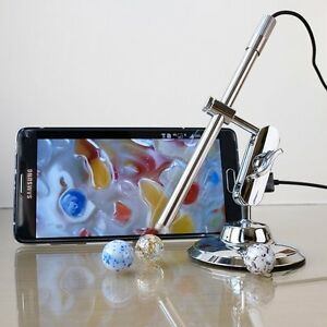 Digital Usb Microscope Teslong Portable Multi function Magnifier Otoscope With