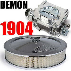 Demon Carburetor 1904 Street Demon 750 Carburetor Polymer Bowl With Air Cleaner