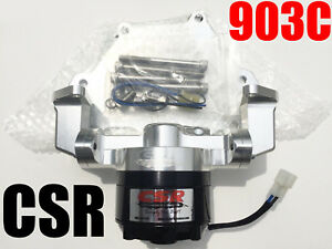 903c Csr Billet Electric Water Pump Small Block Chrysler With Fitting
