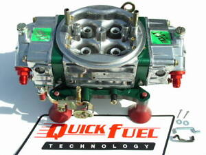 Quick Fuel Q 750 E85ban Mech Blow Through Drag Race With 6 Fittings