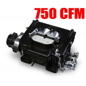 Demon 1904bk Carburetion Street Demon 750 Cfm Vacuum Carburetor Black Finish