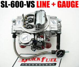 Quick Fuel Sl 600 Vs Technology Slayer Series 600 Cfm Gas Vacuum Line