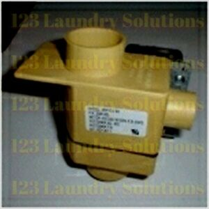 D generic Depend o drain Valve With Overflow 220 240v For Cissell 9001353