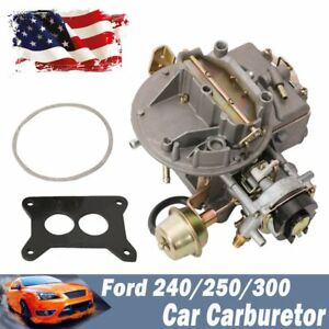 Carburetor Carb 2100 A800 For 1964 84 Ford Mustang 289 302 351 Jeep 360 Cu 2bbl