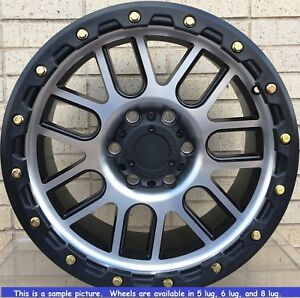 4 New 20 Wheels Rims For Ford 1999 2019 F 250 F350 Super Duty 2wd 4wd 22006