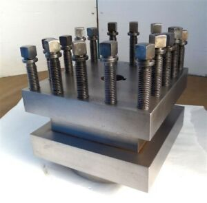 Square Indexing type 8 X 8 Turret Tool Post