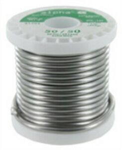 Alpha Fry Ph51393 16 Oz Leaded Solid Wire 50 50 Solder