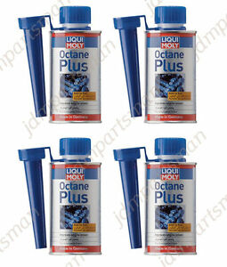 Octane Plus 150ml By Lubro Moly pack Of 4 Octane Booster For Subaru turbo