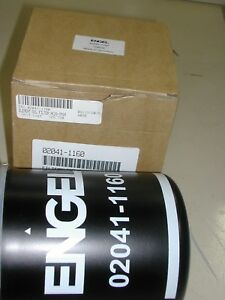 Engel 02051 1160 Oil Filter Element New In Box R8