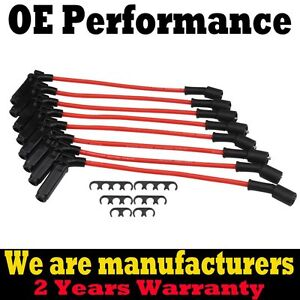 New Spark Plug Wires Cable Kits For Chevy Gmc Ls1 Vortec 4 8l 5 3l 6 0l