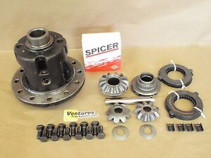 Clutch And Spider Side Gear 35 Spline With Carrier Case Spicer Dana 60 Trac Lok