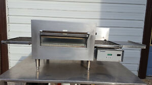 Lincoln Impinger 1132 000 u Electric Pizza Conveyor Oven 208v 3 Phase Table Top
