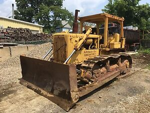 D6c Caterpillar Dozer