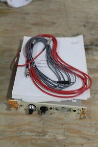 New Bertan Nim Bin Power Supply 0 2000v 342a