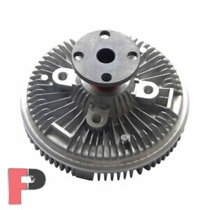 Engine Cooling Fan Clutch For Chevrolet K2500 Express 3500 Gmc C1500 C2500
