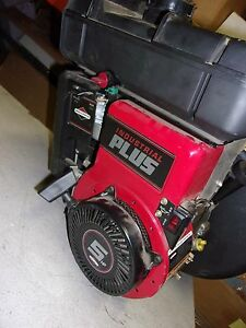 Briggs Stratton Industrial Plus 5hp Fuel Pump Engine Generator 1036 E1 133432