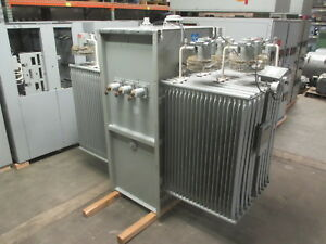 Ge 2500 3500 Kva 13800 To 2400y 1385 Pad Mount Oil Substation Transformer 2400 Y